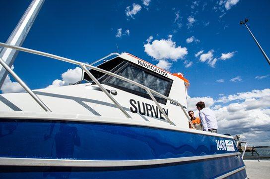 Port of Brisbane - Hydrographic Team