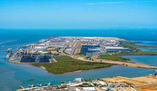 Port of Brisbane - Berths and Terminals